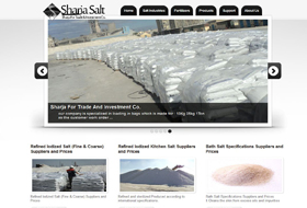 Sharja Salt Co.
