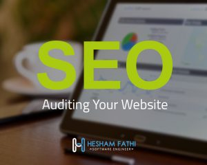 auditing your website