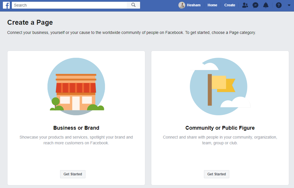 Representing Your Business on Facebook